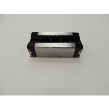 Bosch Rexroth Linear Ball Runner Block R162389420