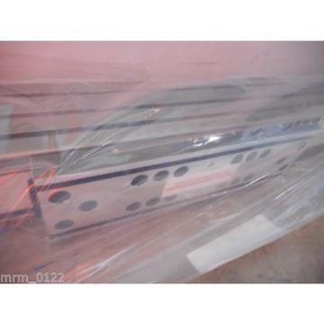 Rexroth Linear Slide 73#034; Total Length Shaft 11/16#034; OD 1-1/2#034; Length amp; Ball Screw