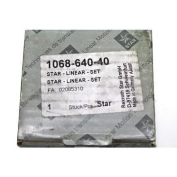 BOSCH REXROTH STAR Linear-Set 1068-640-40