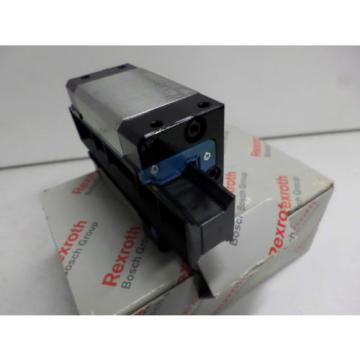 REXROTH - LINEAR BEARING BLOCK R166221410 - Brand origin