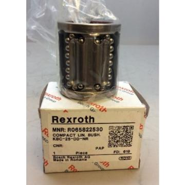 RexRoth Compact Linear Bushing R065822530 Origin