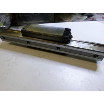 MANNESMANN REXROTH - STAR LINEAR BEARING and Shaft Size 30 -- 1623-714-10 AA01N
