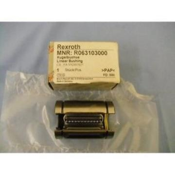 Linear Bushing Bosch Rexroth R063103000