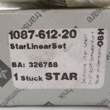 Rexroth STAR Linear-SET 1087-612-20 OVP