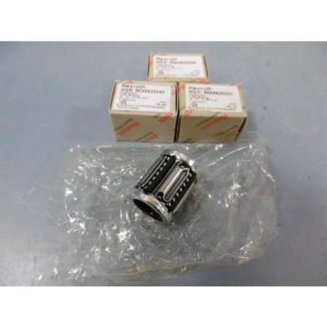 Lot of 3 Rexroth R065825240 Compact Linear Bearing Bushing Compact KB