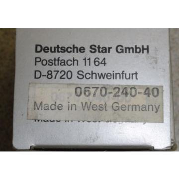 Rexroth/Star  0670-240-40 Linearkugellager f 40-er Welle 40x62x80mm R067024040