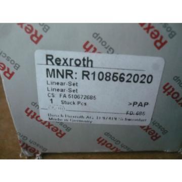 origin Rexroth Bosch R108562020 Linear