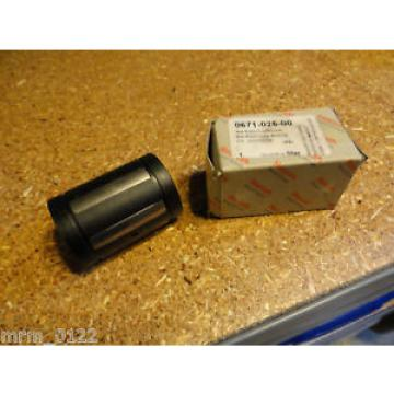 Rexroth 0671-025-00 Star Super Linear Bushing
