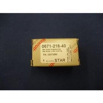 Linear Bush Bosch Rexroth R067121640