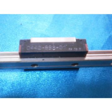 Lot 2pcs Rexroth 0442-893-01 044289301 Linear Rail
