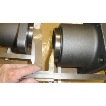 R108128000 Flansch-Linear-Set 80 x 120 x 165,  LINEAR-SET LSGF-M-80-DD Rexroth