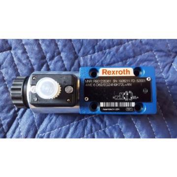Rexroth Hydraulic Valve 4WE6D62/EG24N9K72L=AN    R901235361
