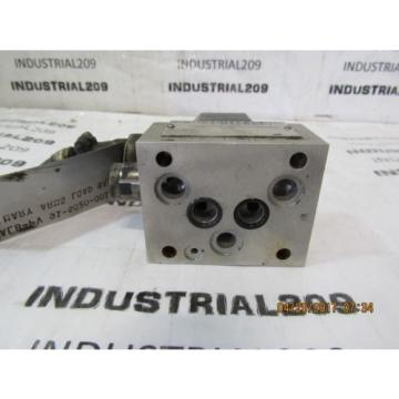 REXROTH SERVO VALVE 3DS2H10-25/A2X140Z8M USED