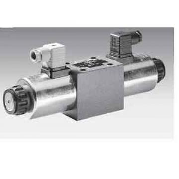 Bosch Rexroth Solenoid Directional Spool valve ,Type 4WE-10C-3X/CG24-N9K4