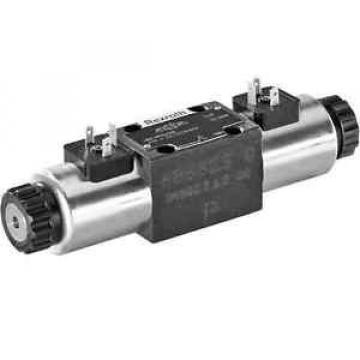 Bosch Rexroth Solenoid Directional Spool valve ,Type 4WE-6C-6X/EG24-N9K4