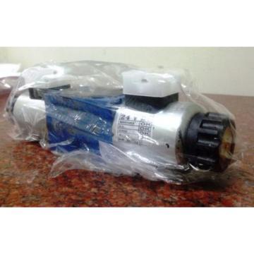 Bosch Rexroth directional valve with wet-pin DC or AC volt 4WE 6P 6X/EG24 N8K4