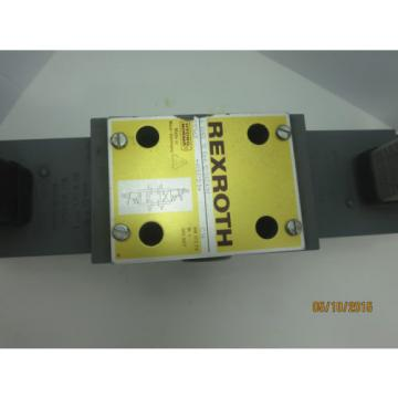 Rexroth 4WRE10E64-10/24Z4/M Directional Control Valve Remanufactured
