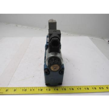 Rexroth 4WEH 10 E42-4X/6EG24N9ETK4/B10 Solenoid Operated Directional Spool Valve