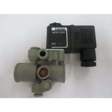 0820018900 Bosch Rexroth Pneumatic Solenoid Valve 3/2-way 24V DC
