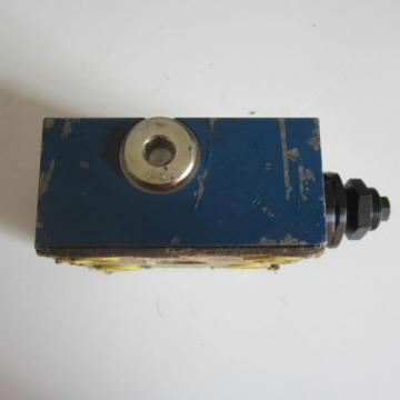 Rexroth MNR R900963996 HYDRAULIC VALVE ASSEMBLY LFA 25DBU2B2-71/420A100/12