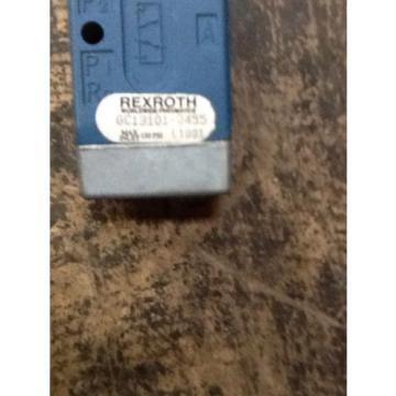 Rexroth  Mini  Master Valve GC-13101-2455
