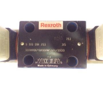 4WE6E6XEG24N9K4ZV REXROTH R901093505 DIRECTIONAL CONTROL VALVE 0810091203