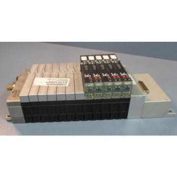 Rexroth 0 821 783 880 R434001949 12 Sta HF03 Valve Bank Manifold NWOB