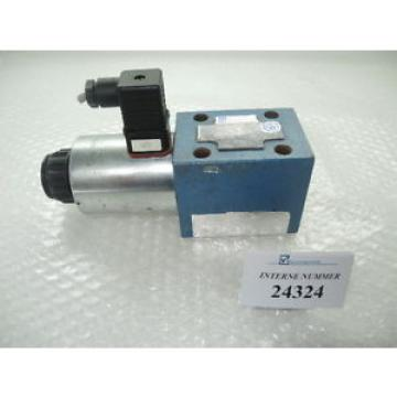 4/2 way valve Rexroth  4WE 10 C33/CG24N9Z4, Demag injection molding machines