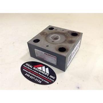 Rexroth Valve Block LFA25D22-60/ Used #80822
