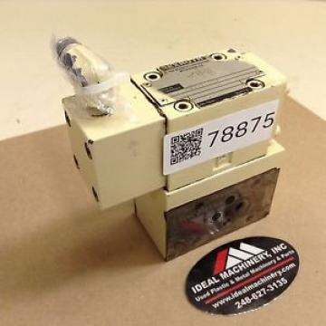 Rexroth Valve 4WH6D52/5V Used #78875