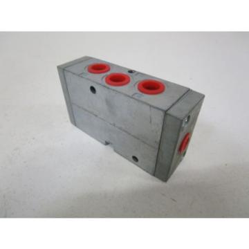 REXROTH PNEUMATIC VALVE PS34010-3333 Origin NO BOX