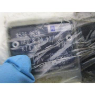 REXROTH VALVE HED80A12/100K14KS Origin NO BOX