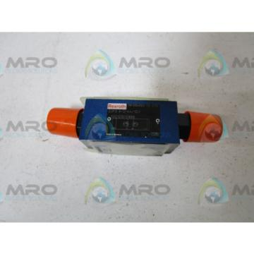 REXROTH R900481623 VALVE Origin NO BOX