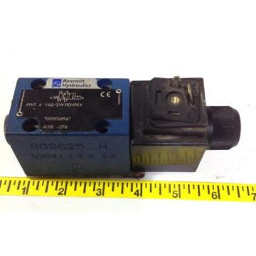 REXROTH HYDRAULIC DIRECTIONAL VALVE A118-276 / 4WE6Y62/EW110N9K4 102988