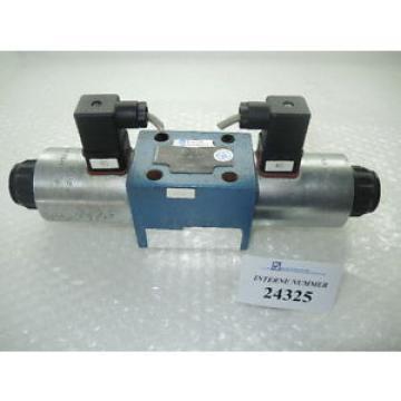 4/3 way valve Rexroth  4WE 10 U33/CG24N9K4, Demag used spare parts