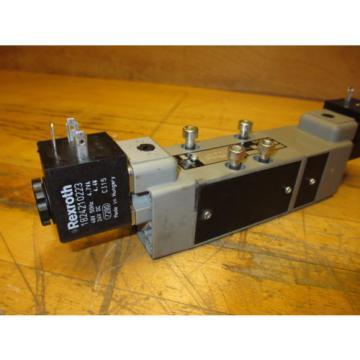 Bosch Pneumatic Valve 0 820 027 202 Directional Solenoid 24vdc 1824210223