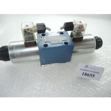4/3 way valve Rexroth  5-4WE 10 E34-33, Arburg injection molding machines
