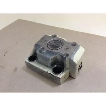 Rexroth Valve AGA05810C1 Used #67724