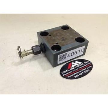 Rexroth Valve Block LFA25DBETR-60 Used #80818