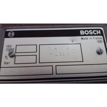 BOSCH  REXROTH 0820024603 WEGE-SOLVALVE ED 5/2 ISO1 24V/