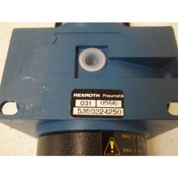 REXROTH 5350224250 VALVE Origin NO BOX