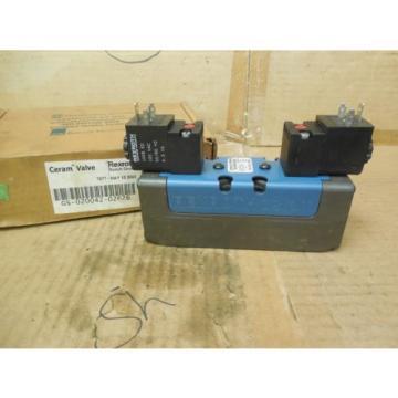 Rexroth Hydraulic Valve GS-020042-02626 GS02004202626 120 VAC 150 PSI origin