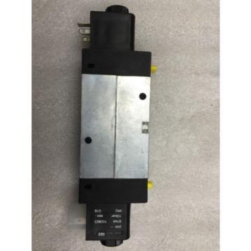 origin Rexroth Two Way Directional Valve 577-6270  115 VAC Coils, 1/4#034; NPT Ports