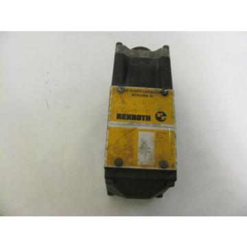 REXROTH AWE10D21/AW110/6 SOLENOID VALVE [USED]