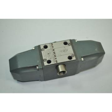 Rexroth Directional Hydraulic Control Valve w/ Solenoid #  4WE10D41  ofw120-60