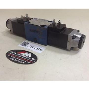 Rexroth Valve 4WE6J51/AG24N9K4 Used #85196