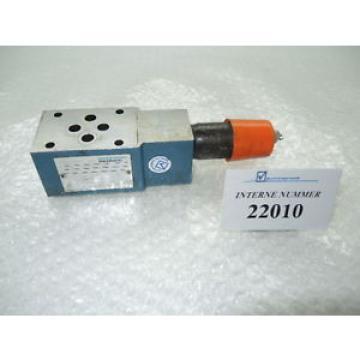 Pressure limit valve Rexroth  ZDB 6 VP2-42/315, Demag used spare parts