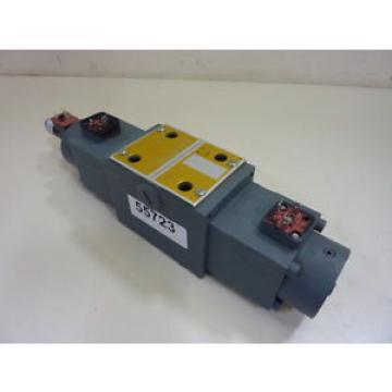 Rexroth Valve 4WRE10E1-11/24Z4/M Used #55723