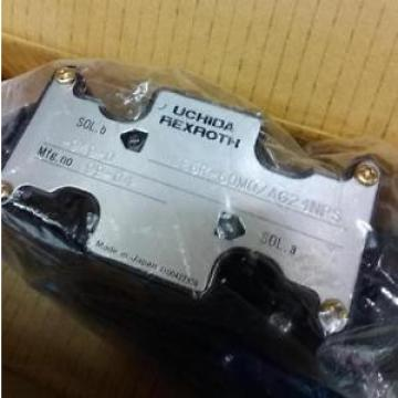 UCHIDA REXROTH SOLENOID VALVE 4WE6R-60M0/AG2 74NP Origin