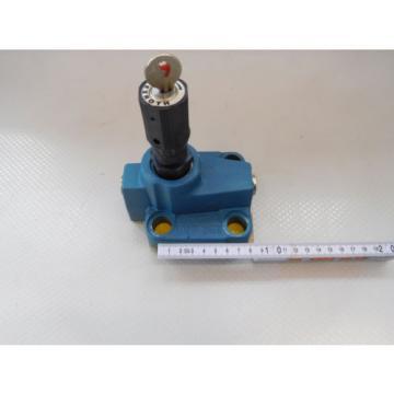 Rexroth DB 20-3-44/100 W65 Pressure relief valve lockable unused